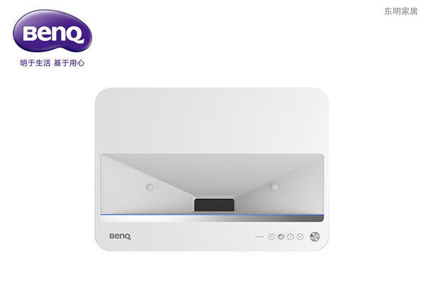 明基(BenQ)RH3372 投影仪 激光智能(内置系统,无线连接) 超投电视投影机